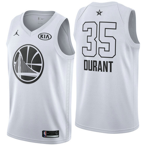 Camiseta cfb3 C056 Kevin Durant - 2018 All-Star Blanco
