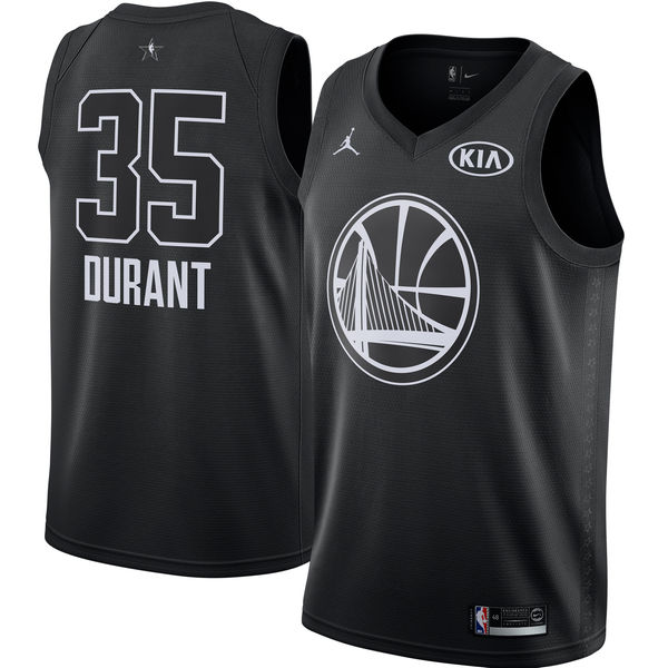 Camiseta cfb3 C057 Kevin Durant - 2018 All-Star Negro