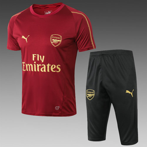 Camiseta cfb3 C1419 Kit Entrenamiento Arsenal 2018/19