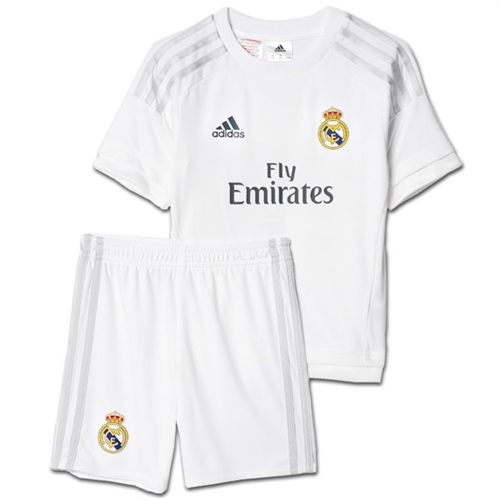Camiseta cfb3 C1981 Kit Real Madrid 1ª Equipacion Junior 15/16