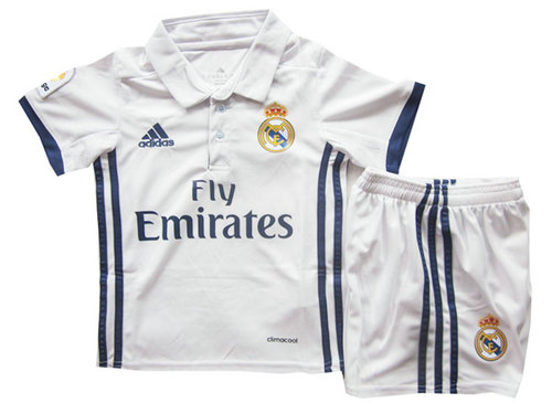 Camiseta cfb3 C1982 Kit Real Madrid 1ª Equipacion Junior 16/17