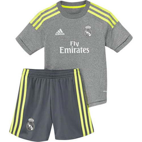 Camiseta cfb3 C1983 Kit Real Madrid 2ª Equipacion Junior 15/16
