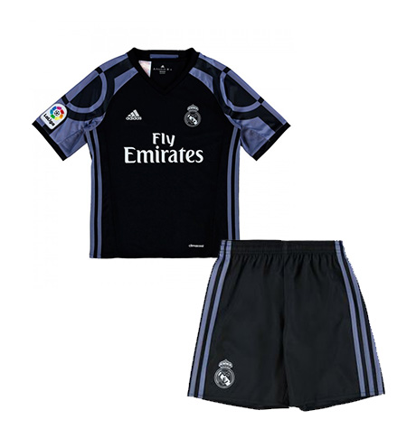 Camiseta cfb3 C1984 Kit Real Madrid 3ª Equipación Junior 16/17
