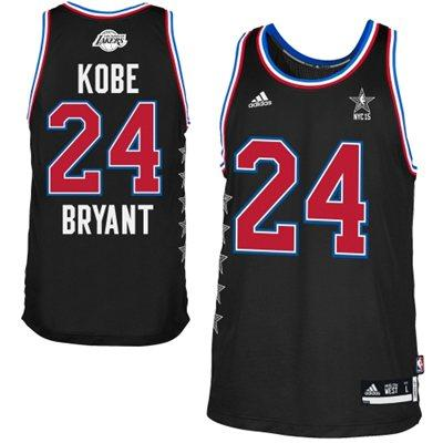 Camiseta cfb3 C060 Kobe Bryant, All-Star 2015