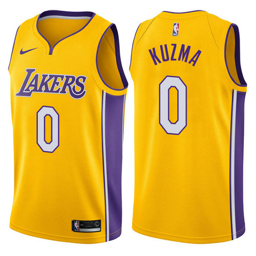 Camiseta cfb3 C436 Kyle Kuzma, Los Angeles Lakers - Icon