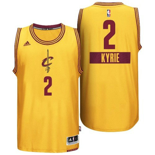 Camiseta cfb3 C237 Kyrie Irving, Cleveland Cavaliers - Christmas Day