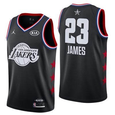 Camiseta cfb3 C070 LeBron James - 2019 All-Star Negro