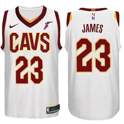 Camiseta cfb3 C242 LeBron James, Cleveland Cavaliers - Association