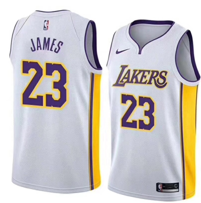 Camiseta cfb3 C443 LeBron James, Los Angeles Lakers - Association