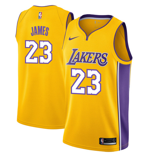 Camiseta cfb3 C445 LeBron James, Los Angeles Lakers - Icon