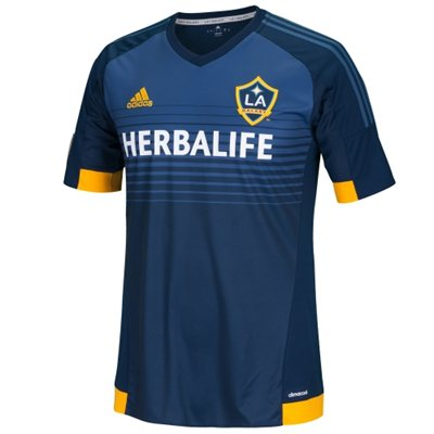 Camiseta cfb3 C2465 Los Angeles Galaxy 2ª Equpacion 2015