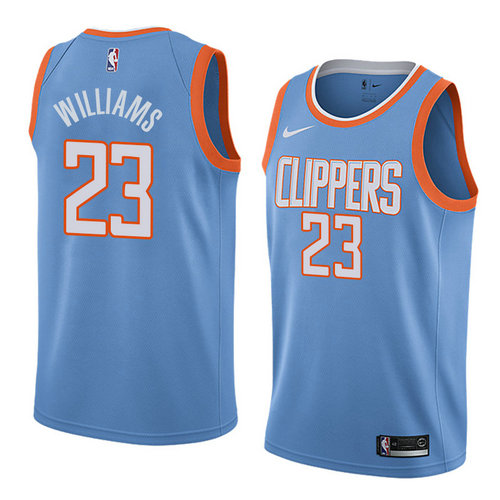 Camiseta cfb3 C402 Lou Williams, Los Angeles Clippers - City Edition