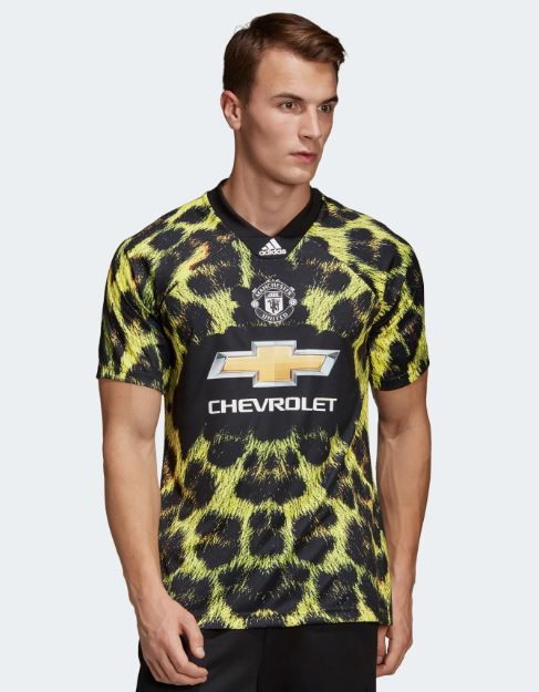 Camiseta cfb3 C2567 Manchester United EA Sports Limited Edition 2018/19