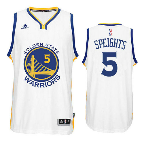Camiseta cfb3 C310 Marreese Speights, Golden State Warriors [Primera]