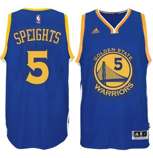 Camiseta cfb3 C311 Marreese Speights, Golden State Warriors - [Road]