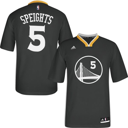 Camiseta cfb3 C312 Marreese Speights, Golden State Warriors - Sleeves