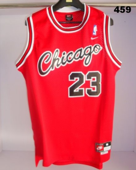 Camiseta cfb3 C186 Michael Jordan, Chicago Bulls RETRO 1984-1985