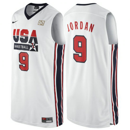 Camiseta cfb3 C190 Michael Jordan, USA Dream Team