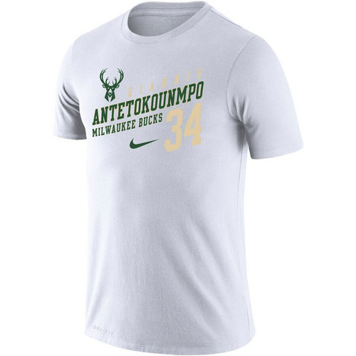 Camiseta cfb3 C1821 Milwaukee Bucks - Giannis Antetokounmpo