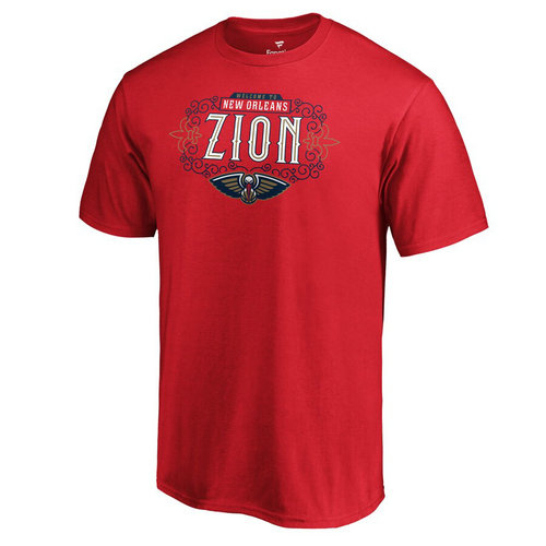 Camiseta cfb3 C1826 New Orleans Pelicans - Zion Williamson