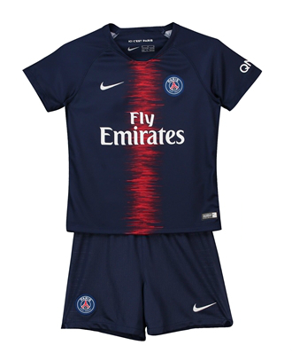 Camiseta cfb3 C1973 PSG 1ª Equipación 2018/19 Kit Junior
