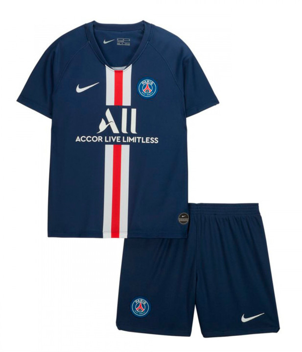 Camiseta cfb3 C1974 PSG 1ª Equipación 2019/20 Kit Junior