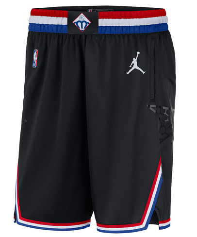 Camiseta cfb3 C2667 Pantalones All-Star 2019 - Negro