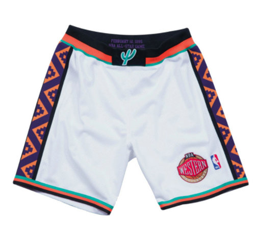 Camiseta cfb3 C2669 Pantalones All-Star West 1995