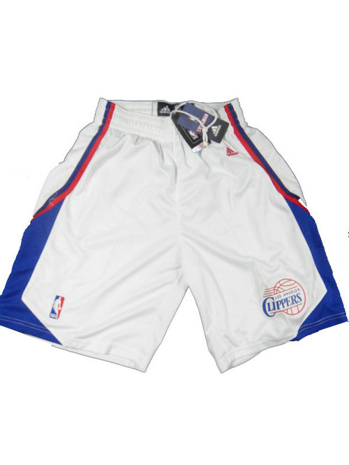 Camiseta cfb3 C2697 Pantalones Los Angeles Clippers [Blanco]