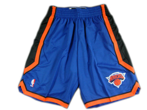 Camiseta cfb3 C2723 Pantalones New York Knicks [Azul]