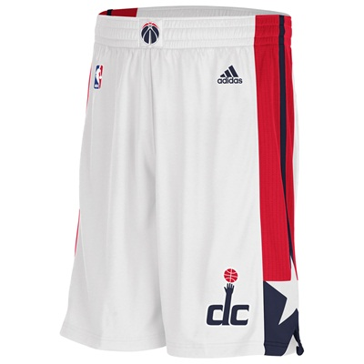 Camiseta cfb3 C2750 Pantalones Washington Wizards [Blanco]