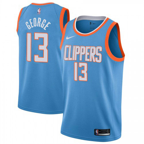 Camiseta cfb3 C404 Paul George, Los Angeles Clippers - City Edition