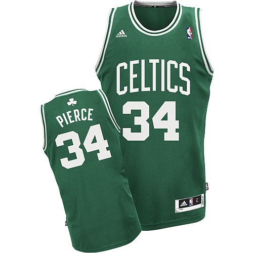 Camiseta cfb3 C125 Pierce Boston Celtics [Verde y blanca]