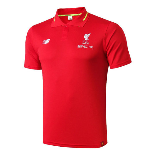 Camiseta cfb3 C1585 Polo Liverpool 2018/19