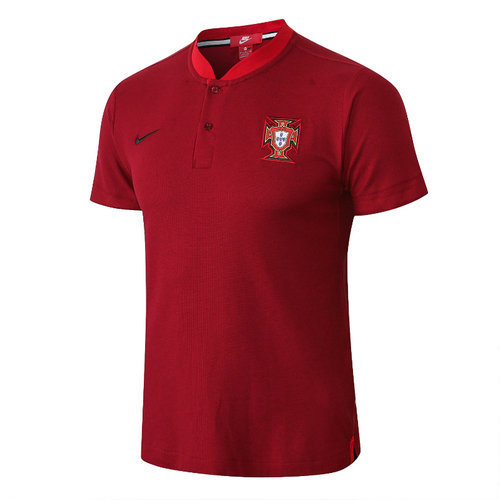 Camiseta cfb3 C1592 Polo Portugal 2018