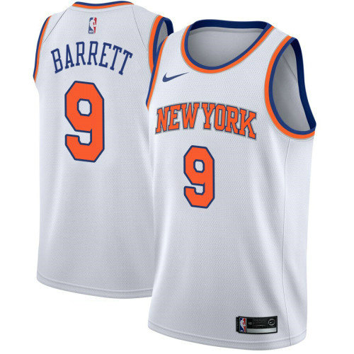 Camiseta cfb3 C613 R.J. Barrett, New York Knicks - Association