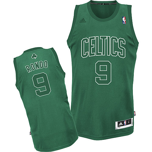 Camiseta cfb3 C126 Rajon Rondo, Boston Celtics [Big Color Fashion]