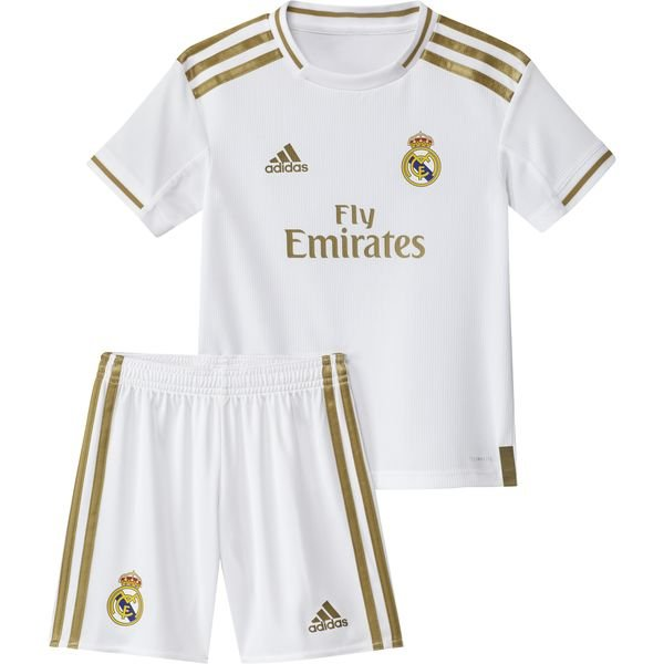Camiseta cfb3 C1986 Real Madrid 1ª Equipación 2019/20 Kit Junior