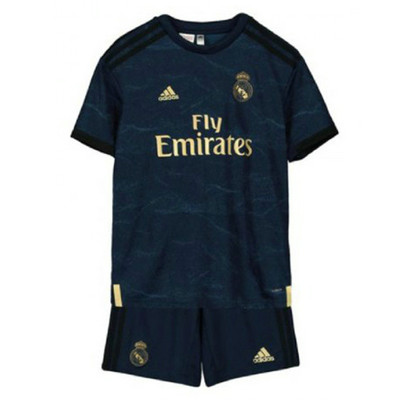 Camiseta cfb3 C1988 Real Madrid 2ª Equipación 2019/20 Kit Junior
