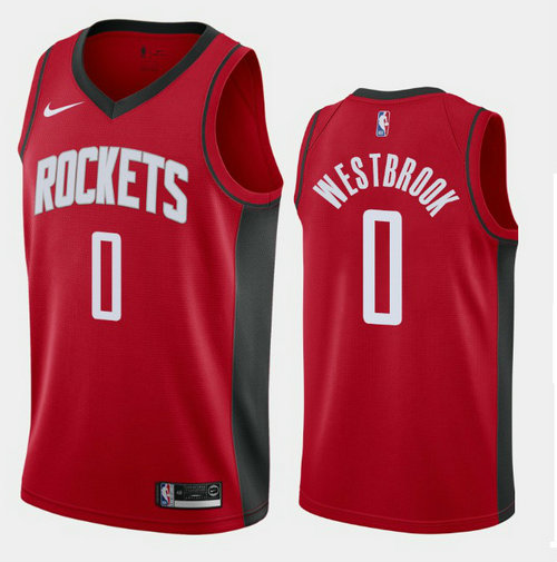 Camiseta cfb3 C354 Russell Westbrook, Houston Rockets 2019/20 - Icon
