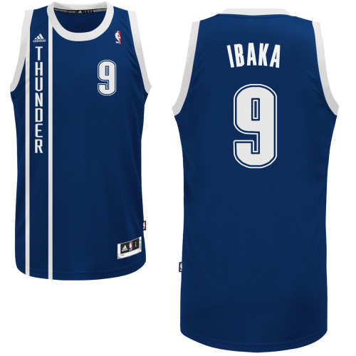 Camiseta cfb3 C644 Serge Ibaka, OKC [Alternate]