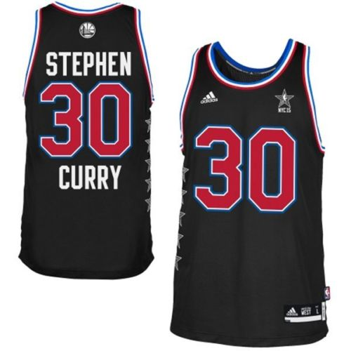 Camiseta cfb3 C087 Stephen Curry, All-Star 2015