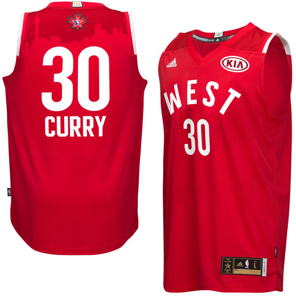 Camiseta cfb3 C088 Stephen Curry, All-Star 2016
