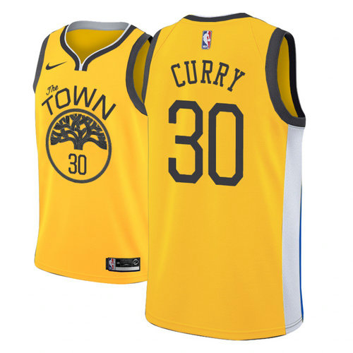 Camiseta cfb3 C315 Stephen Curry, Golden State Warriors 2018/19 - Earned Edition