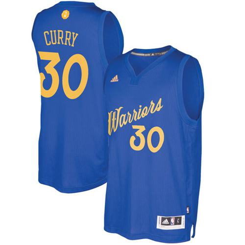Camiseta cfb3 C317 Stephen Curry, Golden State Warriors - Christmas '17