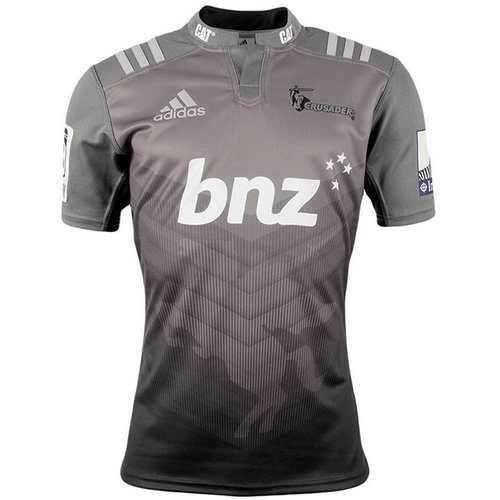 Camiseta cfb3 C2784 Super Rugby Crusaders Alternate Shirt S/S 2017