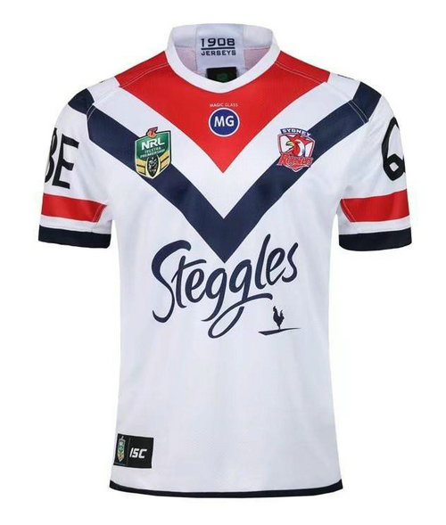 Camiseta cfb3 C2772 Sydney Roosters – Away NRL S/S 2018