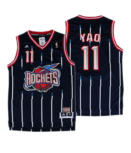 Camiseta cfb3 C355 Yao Ming, Houston Rockets
