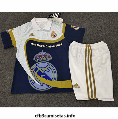 Camiseta cfb3 F136 Real Madrid 2019/20 édition spéciale Kit Niños & Junior
