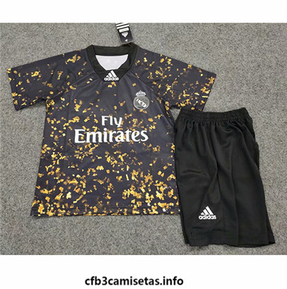 Camiseta cfb3 F137 Real Madrid édition spéciale 2019/20 Kit Niños & Junior